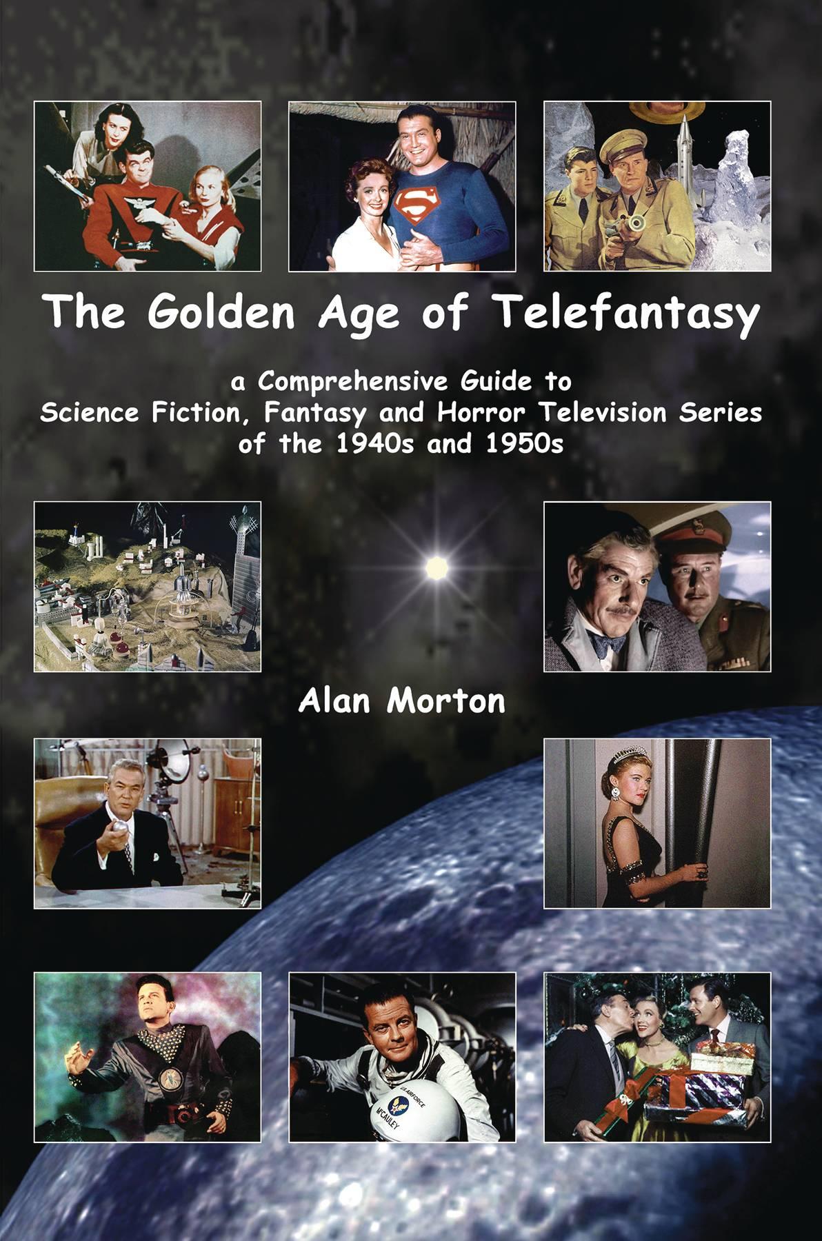 GOLDEN AGE TELEFANTASY GT SF FANTASY & HORROR 40S & 50S