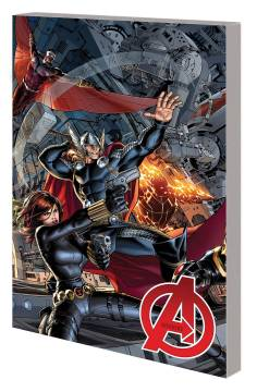 AVENGERS BY HICKMAN COMPLETE COLLECTION TP 01