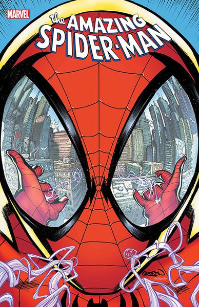DF AMAZING SPIDERMAN #54 SPENCER SGN
