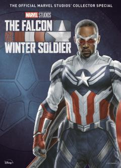 MARVEL FALCON & WINTER SOLDIER SPECIAL PX