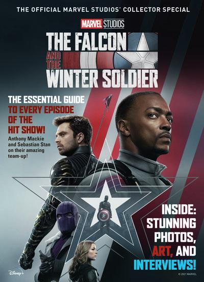 MARVEL FALCON & WINTER SOLDIER SPECIAL SC