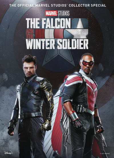 MARVEL FALCON & WINTER SOLDIER SPECIAL HC