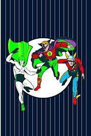 ALL STAR COMICS ARCHIVES HC 00