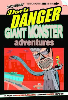 DORIS DANGER GIANT MONSTER ADVENTURES TP