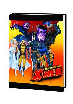 ASTONISHING X-MEN GIFTED HC + MOTION COMIC DVD