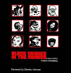 BLACK IMAGES IN THE COMICS TP