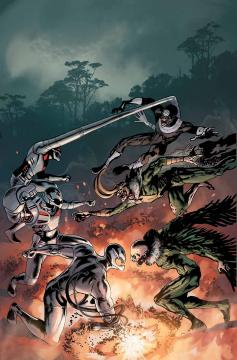 AGE OF ULTRON VS MARVEL ZOMBIES
