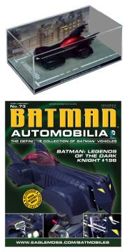 DC BATMAN AUTO FIG MAG