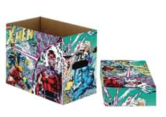 MARVEL X-MEN CLASSIC SHORT COMIC STORAGE BOX