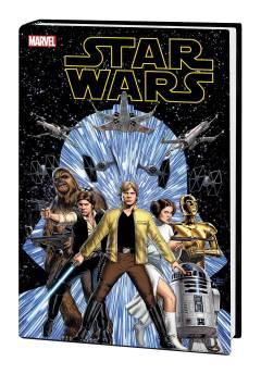 STAR WARS BY JASON AARON OMNIBUS HC