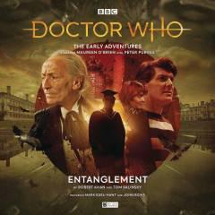 DOCTOR WHO EARLY ADV ENTANGLEMENT AUDIO CD