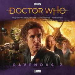 DOCTOR WHO 8TH DOCTOR RAVENOUS 2 AUDIO CD
