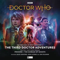 THIRD DOCTOR ADVENTURE AUDIO CD VOL 05
