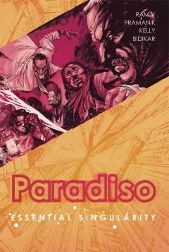 PARADISO TP 01 ESSENTIAL SINGULARITY