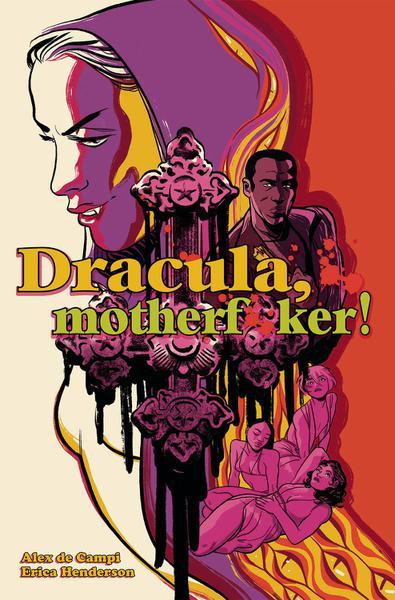 DRACULA MOTHERF**KER HC