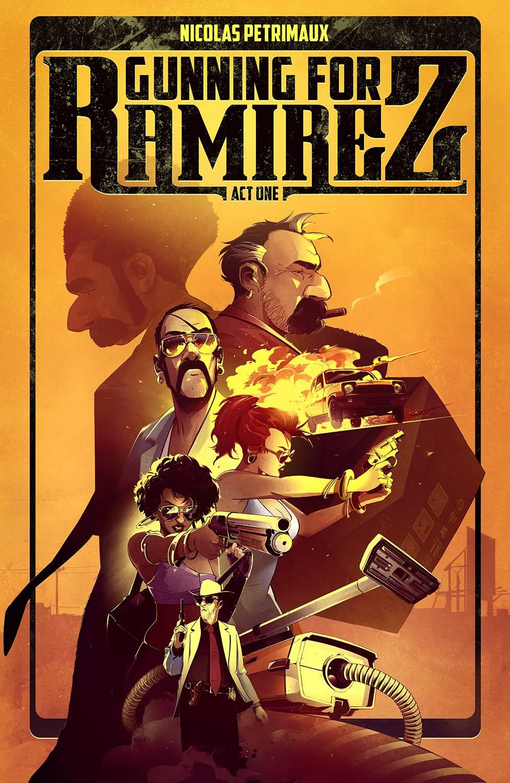 GUNNING FOR RAMIREZ TP 01