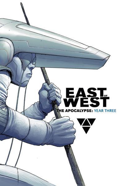EAST OF WEST HC 03 THE APOCALYPSE YEAR THREE