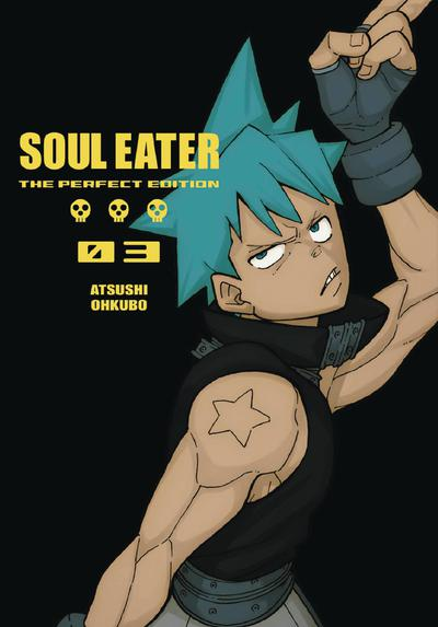 SOUL EATER PERFECT EDITION HC GN 03