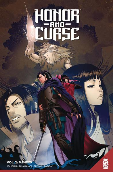 HONOR AND CURSE TP 02 MENDED