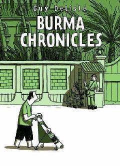 BURMA CHRONICLES GN