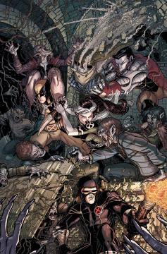 X-MEN CURSE OF MUTANTS X-MEN VS VAMPIRES