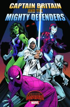 CAPTAIN BRITAIN AND MIGHTY DEFENDERS