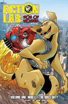 ACTION LAB DOG OF WONDER TP 01 WHO LET THE DOGS OUT