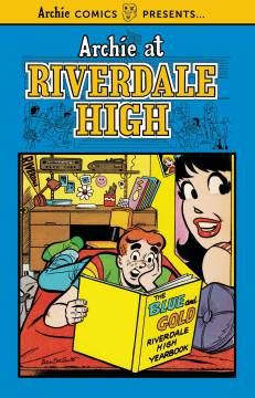 ARCHIE AT RIVERDALE HIGH TP 01