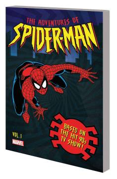 ADVENTURES OF SPIDER-MAN  TP SINISTER INTENTIONS
