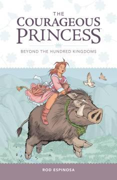 COURAGEOUS PRINCESS TP 01 BEYOND THE HUNDRED KINGDOMS