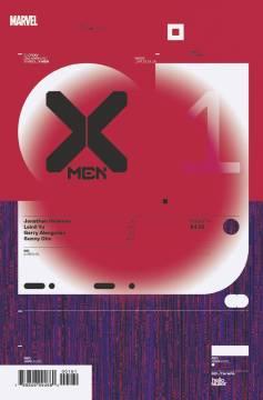 X-MEN - #1 Muller design-c 1/10