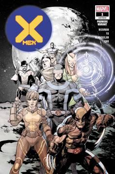 X-MEN - #1 premiere-c