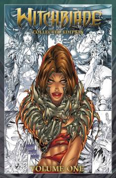 COMP WITCHBLADE TP 01