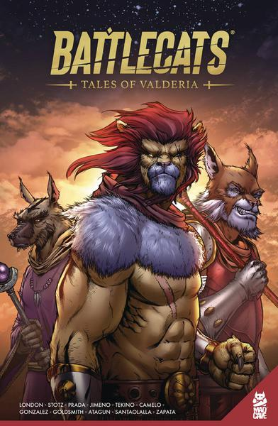 BATTLECATS TALES OF VALDERIA TP 01