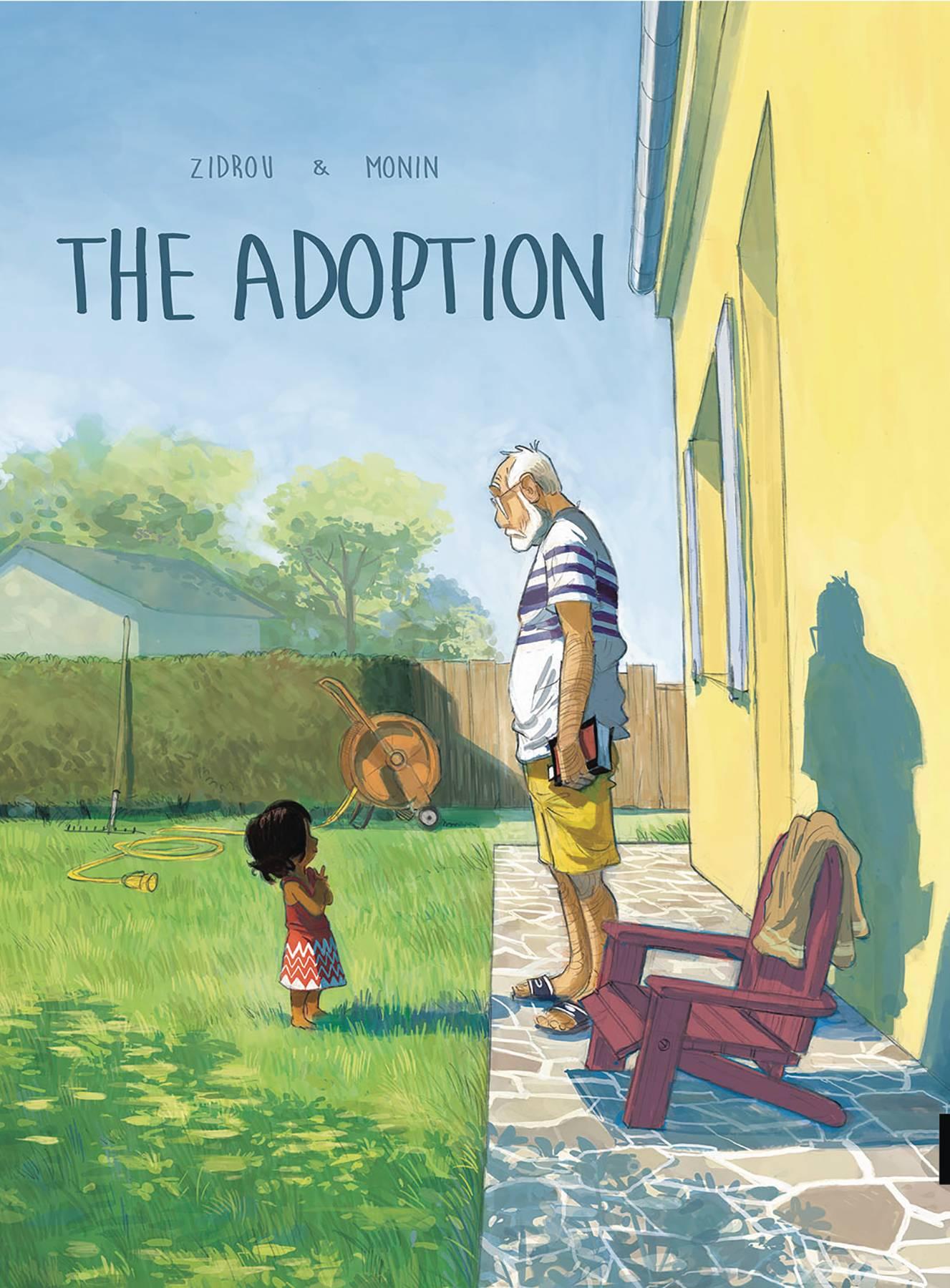 THE ADOPTION HC