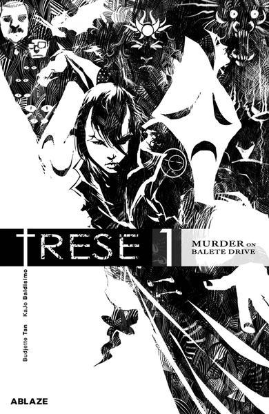 TRESE TP 01 MURDER ON BALETE DRIVE