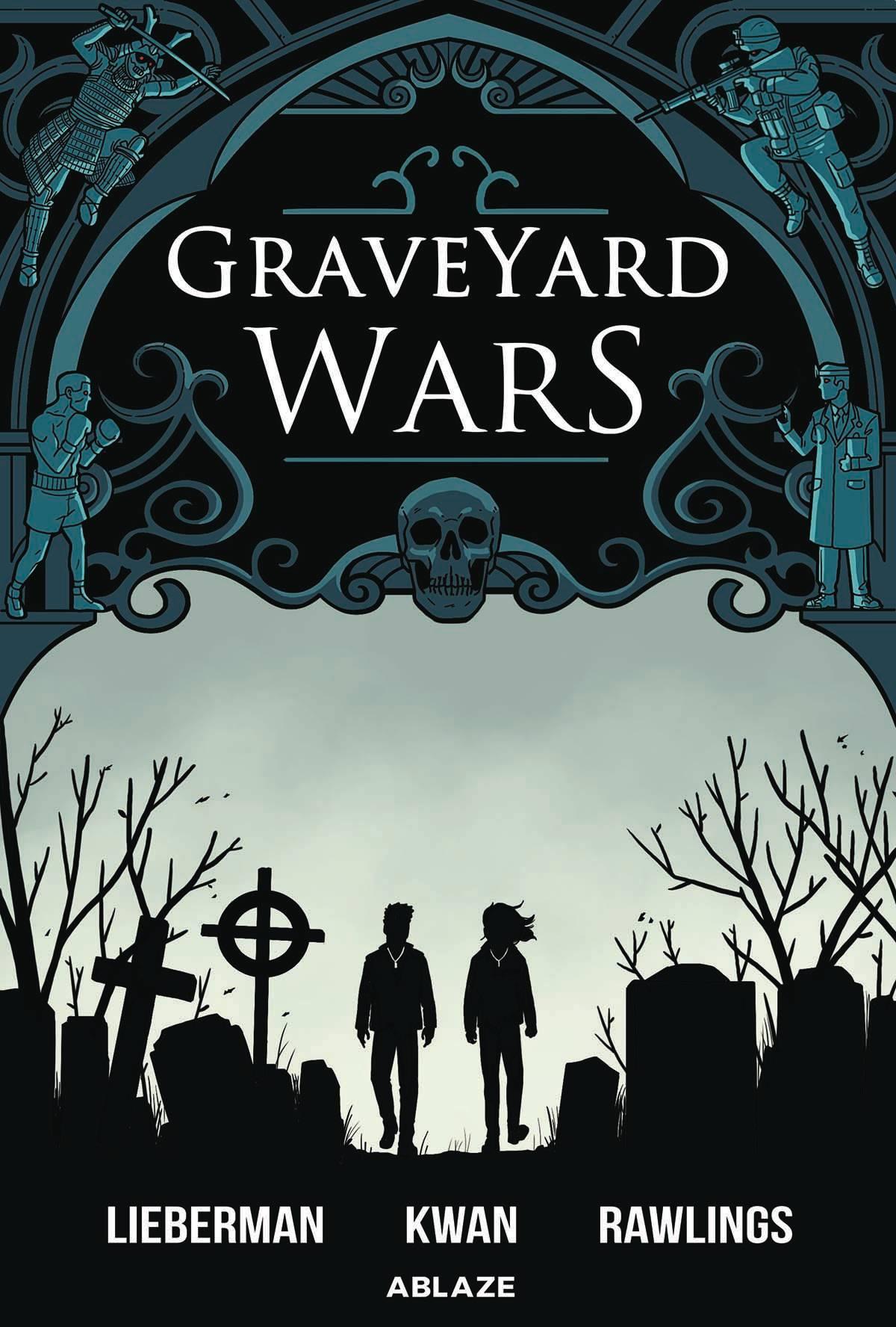 GRAVEYARD WARS HC 01