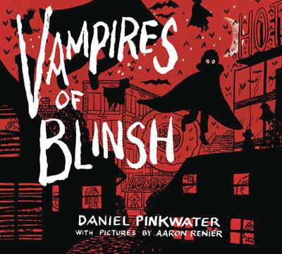 VAMPIRE OF BLINSH YR HC