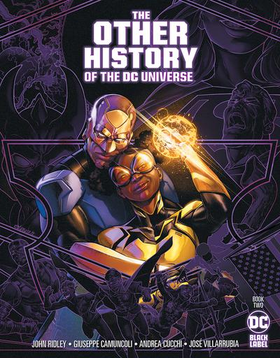OTHER HISTORY OF THE DC UNIVERSE