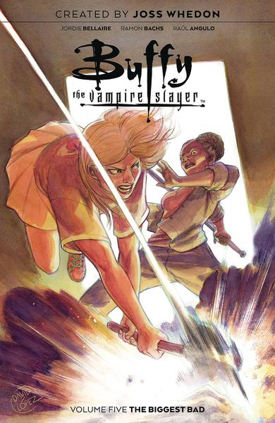 BUFFY THE VAMPIRE SLAYER TP 05