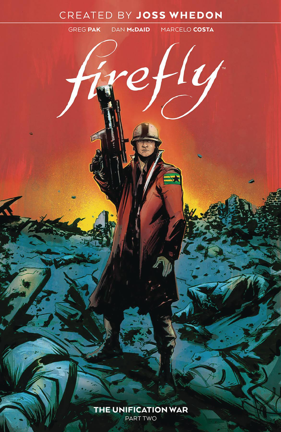 FIREFLY UNIFICATION WAR TP 02