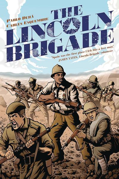 LINCOLN BRIGADE TP