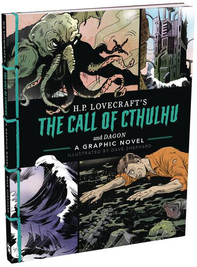 CALL OF CTHULHU & DAGON HC
