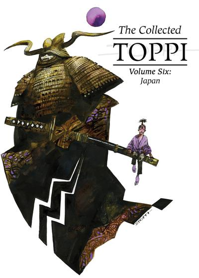 COLLECTED TOPPI HC 06 JAPAN