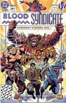 BLOOD SYNDICATE (1-35)