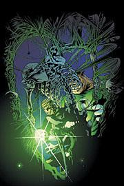 GREEN LANTERN CORPS RECHARGE
