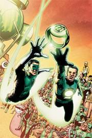 TALES OF THE SINESTRO CORPS ION