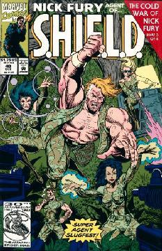 NICK FURY AGENT OF SHIELD II (1-47)