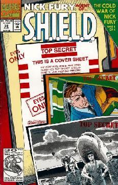 NICK FURY AGENT OF SHIELD II (1-47)