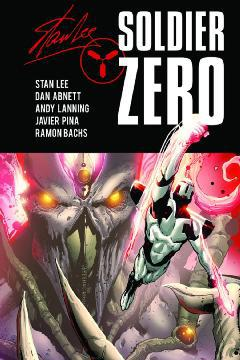 STAN LEE SOLDIER ZERO TP 03
